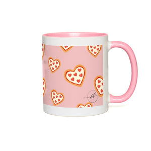 Pizza Mug - Dearly Divorced