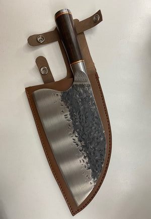 8 Inch High Carbon Butcher Knife