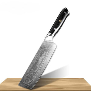 67 Layer VG-10 Damascus Steel Cutlery