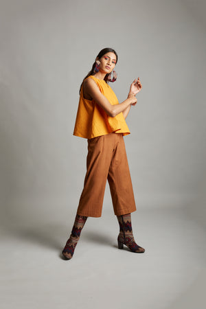 Beaming Horizon Culottes