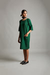 Soaring Solace Detailed Pocket Dress
