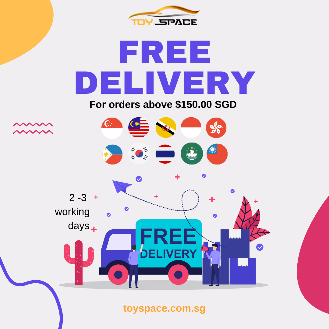 Toy Space Overseas Delivery Policy