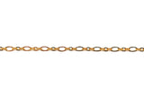 BCH1019 18K Gold Plated Chain
