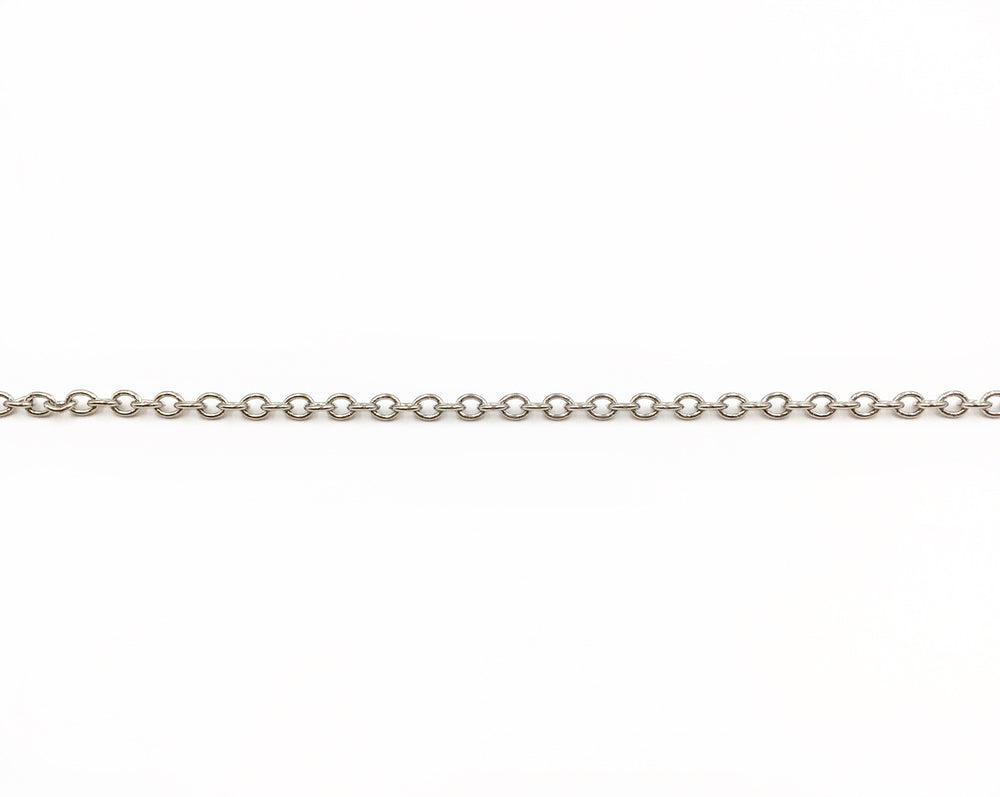 BCH1154 Oval Link Cable Chain - CHOOSE COLOR FROM DROP DOWN ARROW