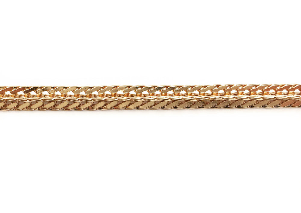 BCH1194 Foxtail Chain - CHOOSE COLOR FROM DROP DOWN ARROW