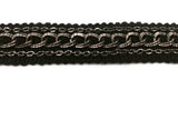 DC1008 Black Trim With Chain