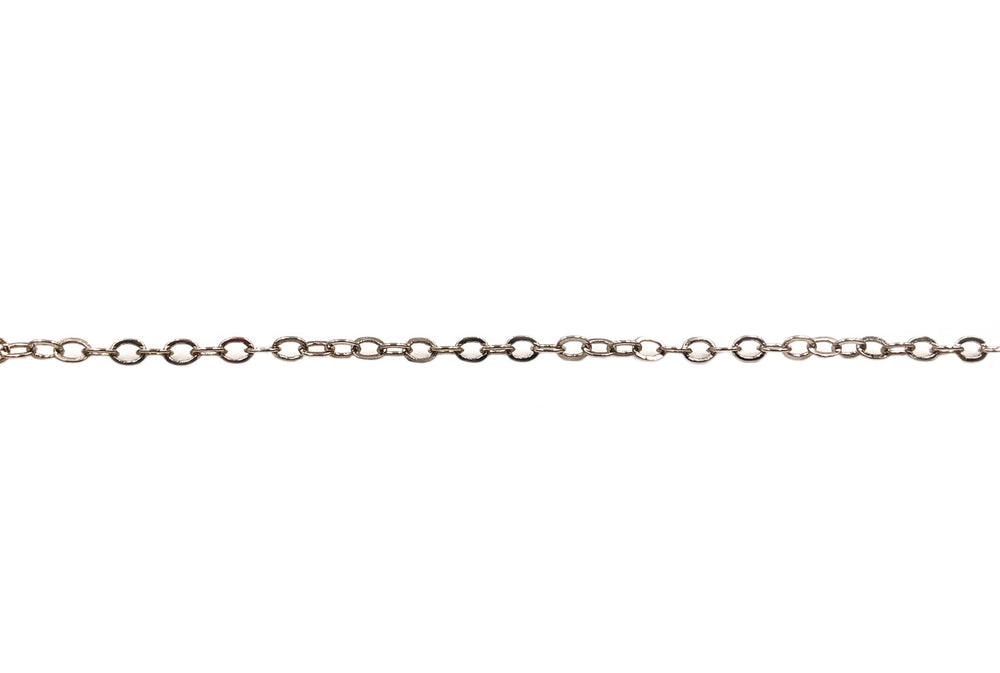 MCHY1023 Oval Link Chain CHOOSE COLOR FROM DROP DOWN ARROW