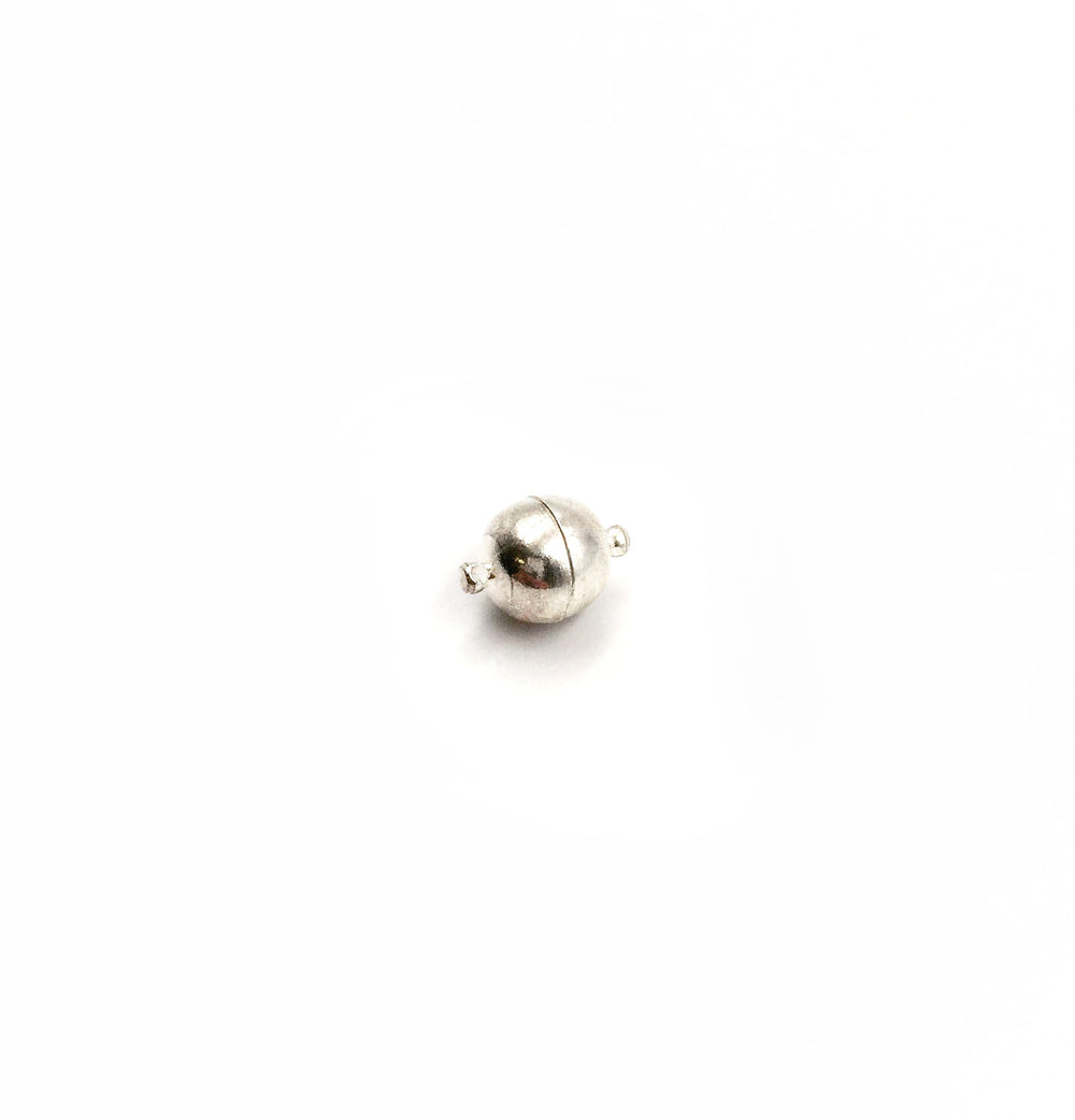 MP3387 Magnetic Ball Clasp CHOOSE COLOR FROM DROP DOWN ARROW