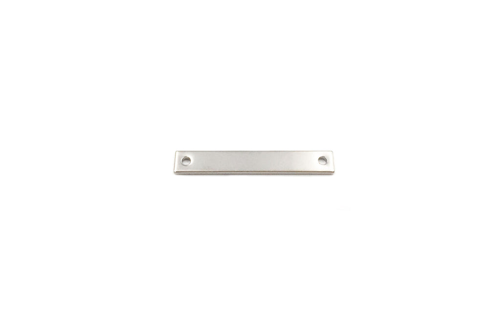 MP3724  27mm  Stamping Tag Bar Pendant
