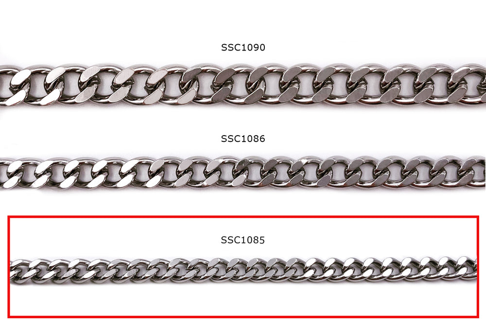 SSC1085 Stainless Steel Curb Chain