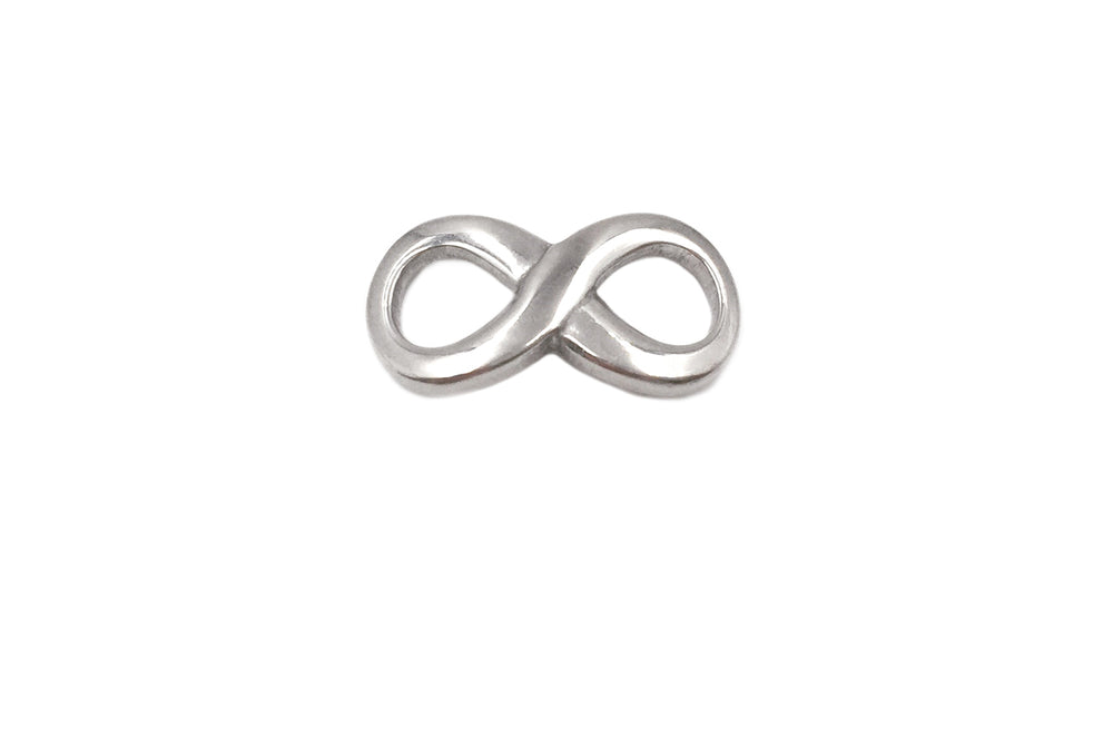 SSP1191 Stainless Steel Infinity Connector - Charm