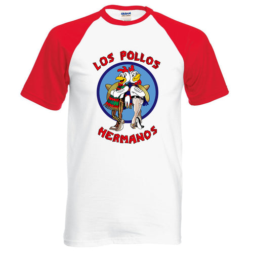 Camisa Breaking Bad - LOS POLLOS Hermanos
