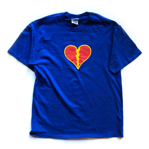 41 Gorgeous Blocks Broken Heart Tee
