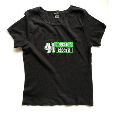 41 Gorgeous Blocks Ladies Tee