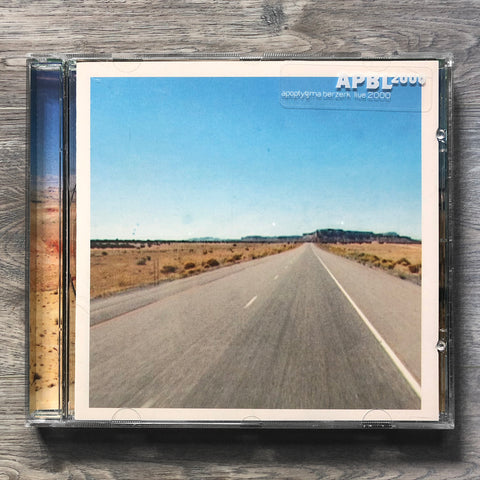 "Apoptygma Berzerk ""APBL2000"" CD (Norwegian Version)"