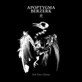 "Apoptygma Berzerk ""Soli Deo Gloria"" (25th Anniversary Edition) (Black/White Splatter Vinyl) (LP)"