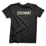 "Covenant ""The Blinding Dark"" Black Tee"
