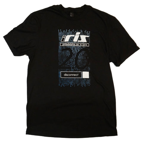 "Iris ""Disconnect"" 20th Anniversary Show Shirt"