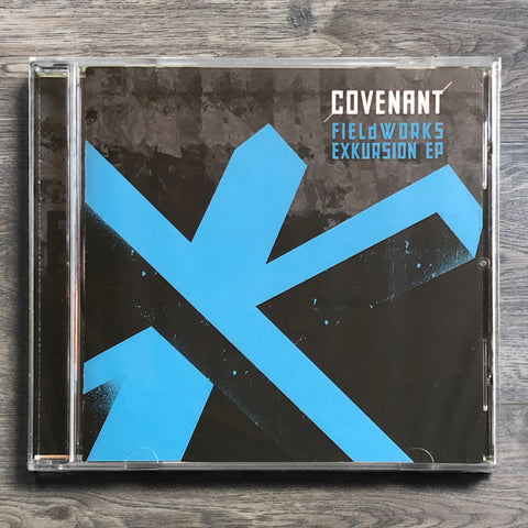"Covenant ""Fieldworks Exkursion"" CD EP"