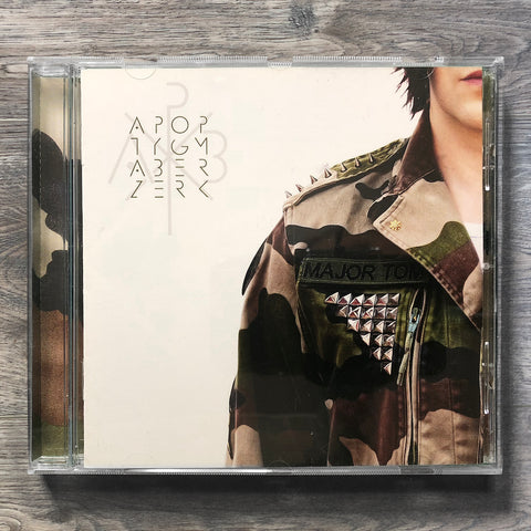 "Apoptygma Berzerk ""Major Tom"" CD EP"