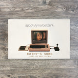 "Apoptygma Berzerk ""Kathy's Song"" Post Card"
