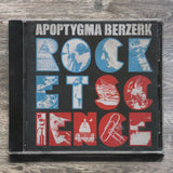 "Apoptygma Berzerk ""Rocket Science"" CD (US Version)"
