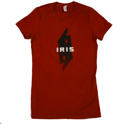 "Iris Ladies ""Six"" Shirt Red"