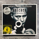 "Apoptygma Berzerk ""Unicorn & Harmonizer"" CD+DVD (PAL) (German Deluxe Version)"