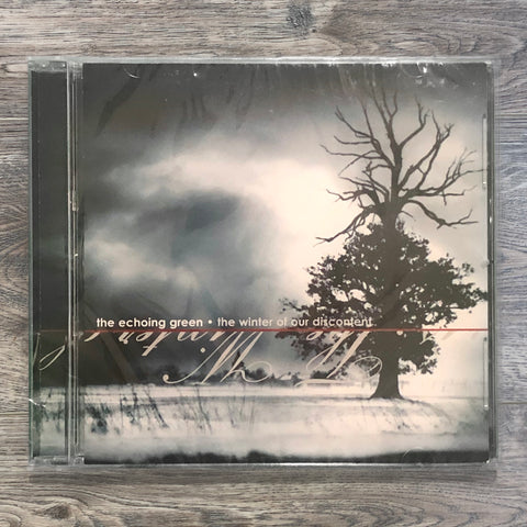 "The Echoing Green ""The Winter Of Our Discontent"" CD"