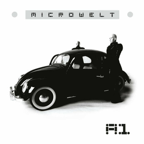 "Microwelt ""A1"" CD EP Limited Edition"