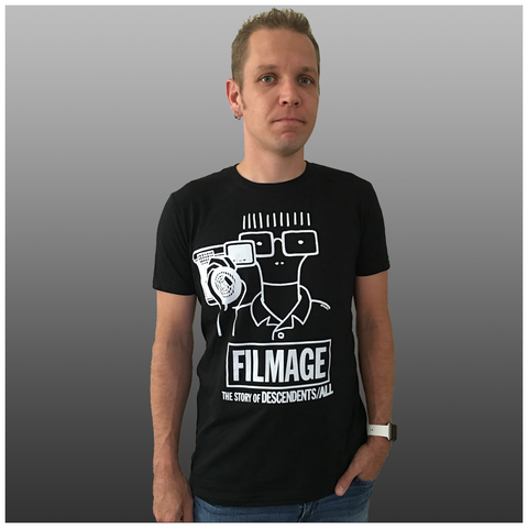 "FILMAGE - Men's - ""Milo Camera"" Shirt"