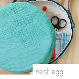 Nest Egg Tote Pattern