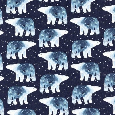 FLANNEL Wild Things - Patriot $12.25 / Yard