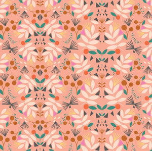 Foliage - Peach 11.49/yard