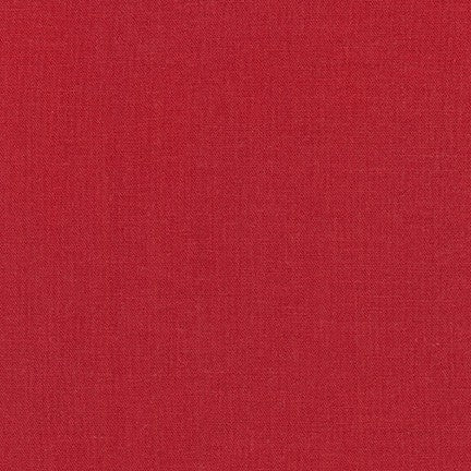 Double Gauze - Rich Red $11.49/ Yard