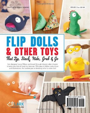 Flip Dolls & Other Toys That Zip, Stack, Hide, Grab & Go
