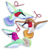 Hummingbird Ornaments