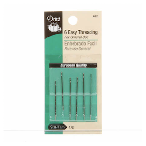 Easy Thread Sewing Needles