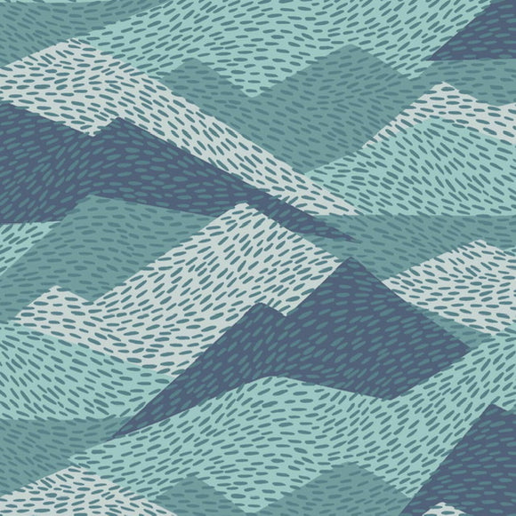 Elements- Mountains $11.75/yard