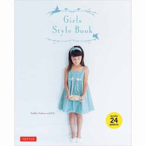 Girls Style Book by Yoshiko Tsukiori - Pick Up Only
