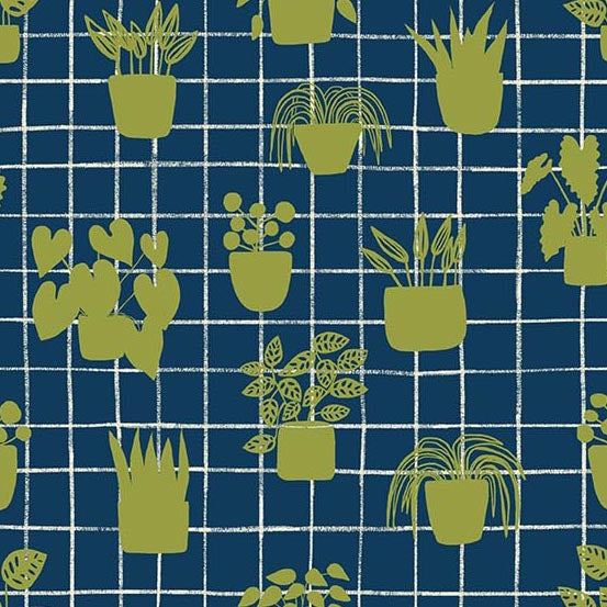 House Plants- Cobalt  11.99/Yard