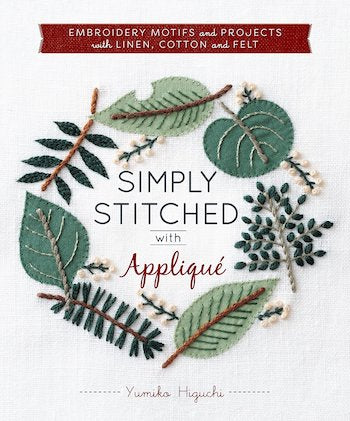 Simply Stitched with Applique - Pick up only
