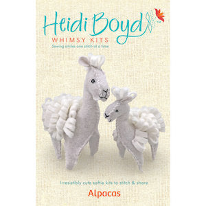 Alpacas Whimsy Kit