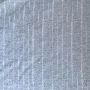Hemp & Organic Cotton - Blue $17.99/Yard