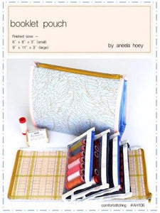 Booklet Pouch
