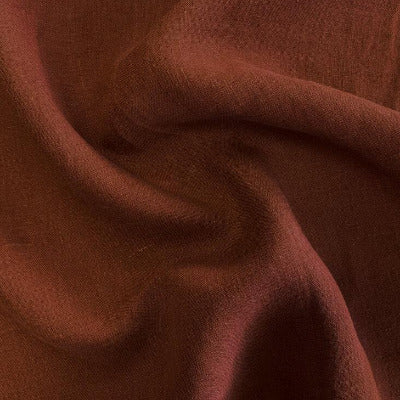 100% Linen - Copper $27.99/ Yard
