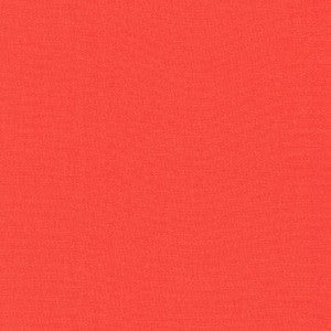 Kona Cotton - Coral  $7.99/ Yard