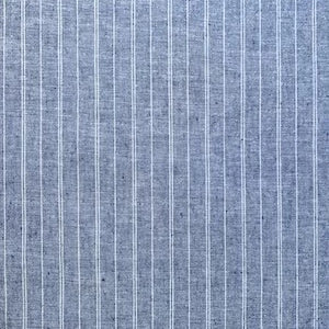 Hemp & Organic Cotton - Denim $17.99/ Yard