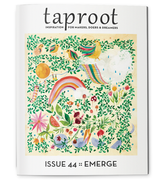 Taproot Magazine - Issue 44: Emerge