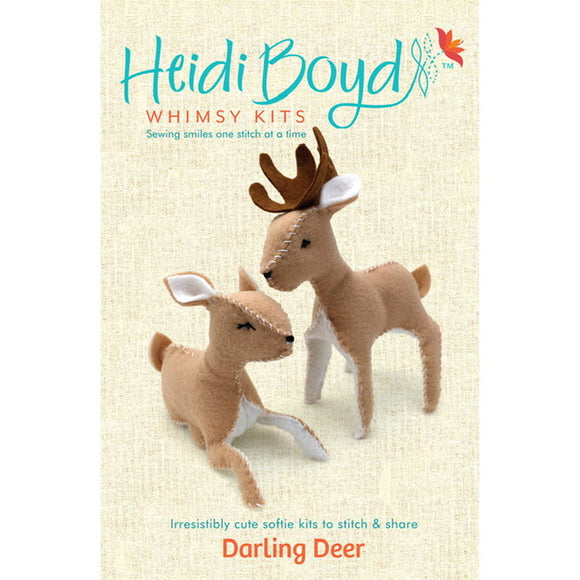 Darling Deer Whimsy Kit
